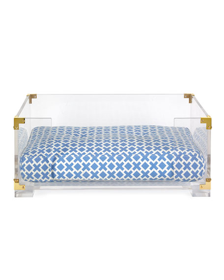 Unique dog beds, bold and chic bed